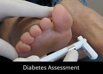pic-diabetes-assessment General Podiatry